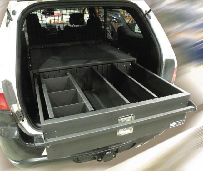 SUV Drawer System